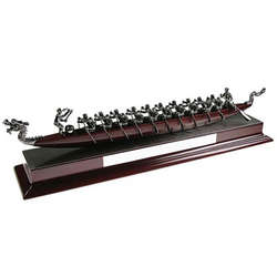Dragon Boat Motivational Team Trophy