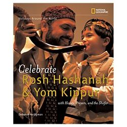 Celebrate Rosh Hashanah and Yom Kippur Book