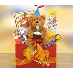 Beary Happy Birthday Box