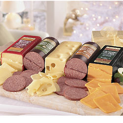The Cheese And Sausage Jumbos Gift of 4