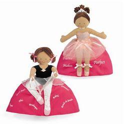 Topsy Turvy Ballerina