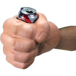 Giant Fist Kool Can Koozie