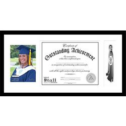 Graduation Photo and Diploma Frame