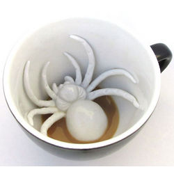Creature Coffee Cup