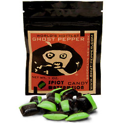 Ghost Pepper Watermelon Candy