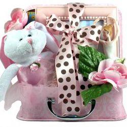 Girl's Ballerina Gift Basket