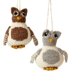 Forest Owl Ornament