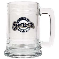 Personalized Milwaukee Brewers Mug