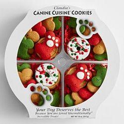 Christmas Dog Treat Gift Set