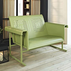 Veranda Outdoor Glider Loveseat