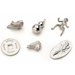 Five Fold Happiness Charms