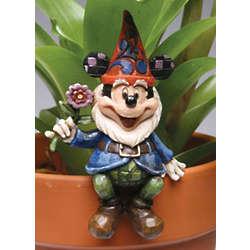 Mickey Mouse Gnome Pot Hanger