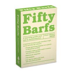 Fifty Barfs Card Deck
