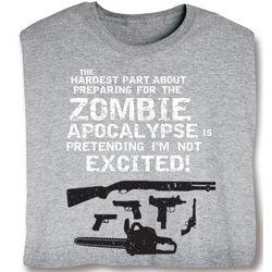 Zombie Apocalypse Tee