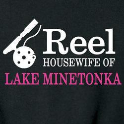 Reel Housewife Personalized Shirt