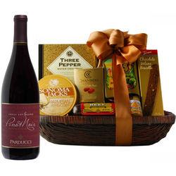 Parducci Pinot Noir Gift Basket