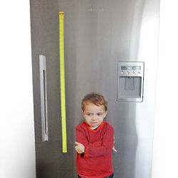 Children's Height Chart Refrigerator Magnet