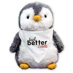 Feel Better Plush Penguin