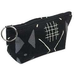 Monochrome Ntoma Cosmetics Bag