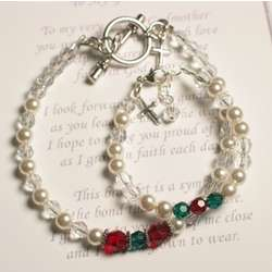 To My Godmother Bracelet