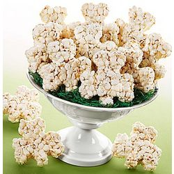 Popcorn Shamrocks Gift Tin