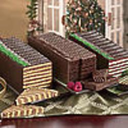 Dobosh Tortes Mint Chocolate Torte