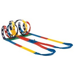 NASCAR Victory Lane Toy Race Track Set
