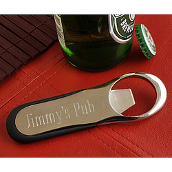 Personalized Big Ben Bottle Opener
