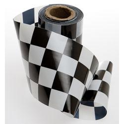 Checkered Caution Tape