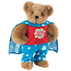 Personalized Super Teddy Bear