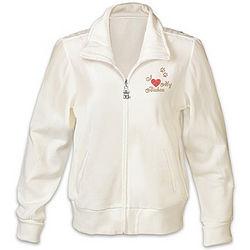 Women's Doggone Cute Bichon Jacket