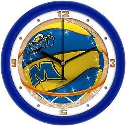 Slam Dunk NCAA Wall Clock