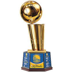 Golden State Warriors 2017 NBA Finals Commemorative Trophy