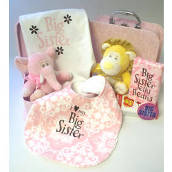 I'm The Big Sister Gift Set