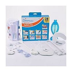 28 Piece Bathroom Safety Kit
