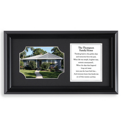 Personalized Family Home Print