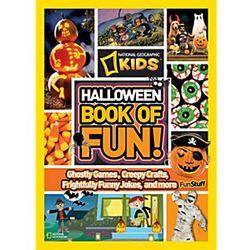 Halloween Book of Fun
