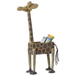 Standing Giraffe Storage Box