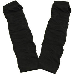 Long Arm Fingerless Gloves