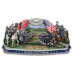 150th Anniversary of the Battle of Gettysburg Sculpture
