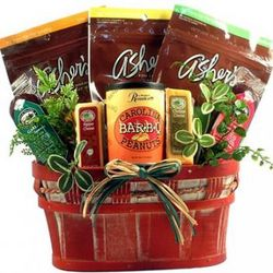 Sugar Free Healthy Living Gift Basket