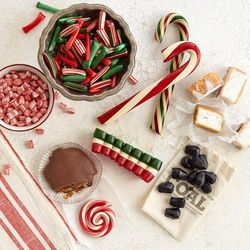 Hammond's Old Fashioned Christmas Candy