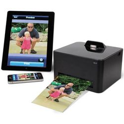 Wireless iPhone Photo Printer