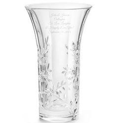 Wedgewood Leaf Vase