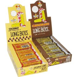 Long Boys Coconut Candy Package