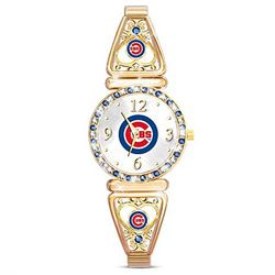 My Cubs Women's Chicago Cubs Ultimate Fan Watch