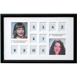 School Years 11x17 Photo Frame