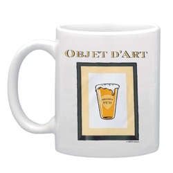 Personalized Objet d'Art Mug