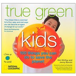 True Green Kids Book