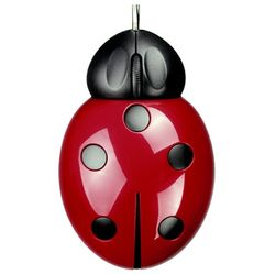Lady Bug Computer Mouse
